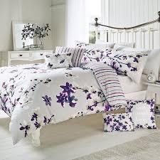 image of lavender duvet cover king size