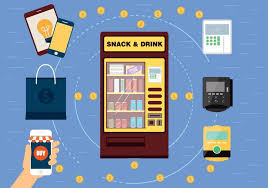 How To Get Stuff From A Vending Machine For Free Custom Free Vector Vending Machine Download Free Vector Art Stock