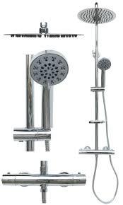 Thermostat Duschset Duschsystem Variable Duschstange Regendusche Pg2111 10r