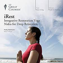 irest integrative restoration yoga nidra for deep relaxation