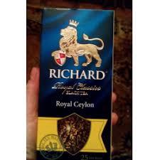Отзывы о <b>Чай черный Richard</b> Royal Ceylon