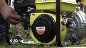 SRHP15 Yüksek Basınçlı Benzinli Su Pompası BENZİNLİ SU POMPASI - YouTube