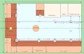 kitchen lighting layout. Kitchen Light Layout Lighting Plan Need Help With Recessed Can S