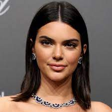 With her vintage brushing, Kendall ...