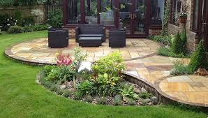 Small Picture Attractive Garden Patio Ideas Uk Thinking About A New Patio Some