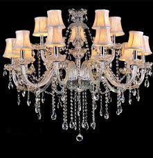 chandelier inspiring rustic crystal crystal chandelier shade 1