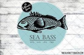 Popular free cliparts of this week. Hand Drawn Sketched Sea Bass Fish Fish Vector How To Draw Hands Sketches