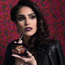 reina rebelde a latina run makeup brand hiplatina