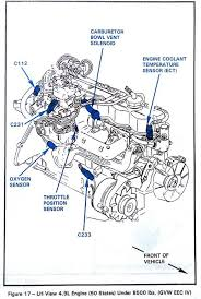 inline vacuum lines arrangement ford truck enthusiasts forums