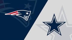 New England Patriots Rb Depth Chart Dallas Cowboys At New England Patriots Matchup Preview 11 24