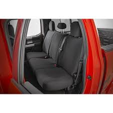 rough country 13 18 ford f150 xl xlt rear seat covers
