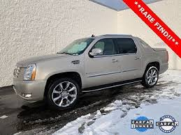 Used Cadillac Escalade EXT for Sale (with Photos) - CARFAX