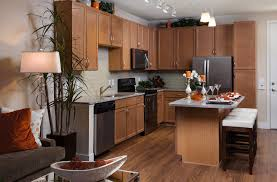 Spacious Kitchen With Pantry Cabinet At Element 47 By Windsor, Denver, CO,  80211