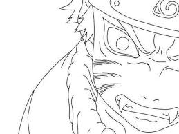 Naruto Coloring Pages Nine Tailed Fox Bestappsforkidscom
