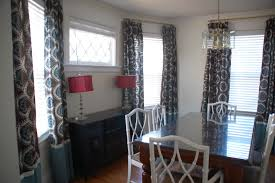 Target Dining Room Table Chic Chic Table Lamps Beside Window Plus Amusing Dining Room