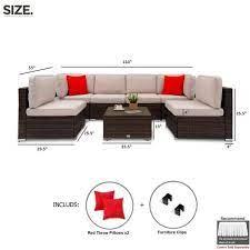 oakville furniture ancaster 7 piece