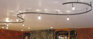 flexible track lighting systems. line voltage monorail systems flexible track lighting brand