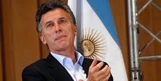 Resultado de imagen para Imagen Macri