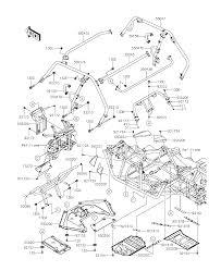 Cabi parts diagram inspirational 2015 kawasaki teryx le krf800cff guards cab frame parts best oem