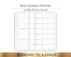 Weekly Planner Online Printable Best Weekly Planner Weekly Planner Printables Weekly Planner
