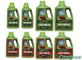 Emerald Harvest Cali Pro Grow A B Cali Pro Bloom A B