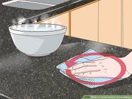 image titled clean quartz countertops step 18
