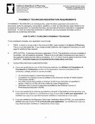 Pharmacy Technician Resume Sample Technician Resume Objective Fieldstationco Pharmacy Sample Photo 69
