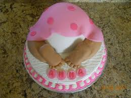 Simple Baby Shower Cake Ideas For A Girl Omega Centerorg Ideas