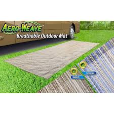 prest o fit aero weave outdoor patio mat