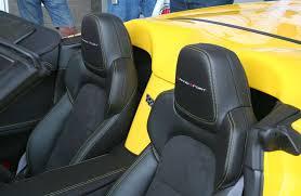 the new 4lt interior in a 2016 corvette