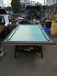Brunswick Mach 1 pool table 8 1/2 X 4 indoor outdoor for Sale in