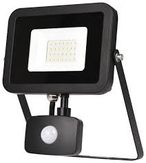 <b>Прожектор</b> светодиодный с датчиком движения <b>30</b> Вт <b>ЭРА LPR</b> ...