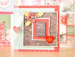 179 Best Heartfelt Creations  Christmas Images On Pinterest Create And Craft Christmas