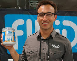 fluid sports nutrition adds new flavor