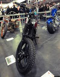 honda ft500 rumbler scrambler tracker kinda thing page 3 more pics from poznan motor show on my site