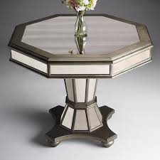 entry foyer table. Entry Foyer Pedestal Table Sweet Octagonal Top With Flower Vase As On Schnadig