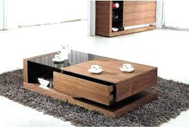 end table designs wooden coffee table designs unique center with glass top contemporary a single drawer