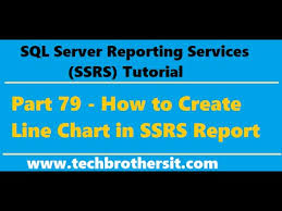 Ssrs Line Chart Example Ssrs Tutorial 79 How To Create Line Chart In Ssrs Report