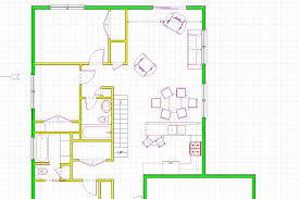 Appealing Floor Plan Stairs Gallery  Best Idea Home Design Floor Plans With Stairs