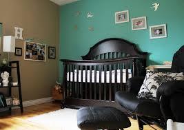 Turquoise nursery decorations
