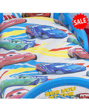 disney cars toddler bedding set uk. disney cars toddler duvet set - speed bedding uk u