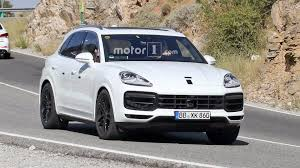 porsche cayenne turbo 2018.  2018 with porsche cayenne turbo 2018