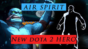 a new hero in dota 2 is comming youtube