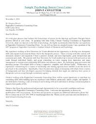 Cool Psychology Cover Letter 13 Writing In Letters Cv Resume Ideas