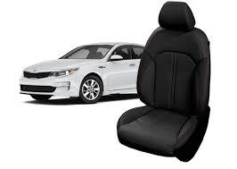 kia optima seat covers leather seats