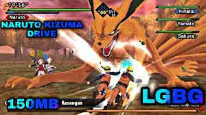 Comment Télécharger Naruto Kizuma Drive Pour ppsspp 200MB - YouTube