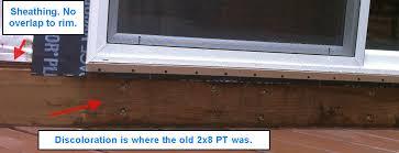 azek brickmold on patio door replacement windows and doors diy