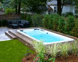 top result diy hot tub with jets inspirational hydropool self cleaning swim spa installed in ground