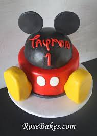 Baby Mickey Mouse Edible Cake Decorations Mickey Mouse Clubhouse Cake