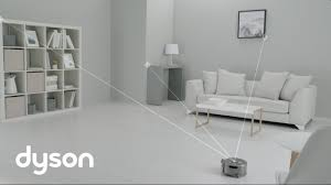 Dyson 360 Eye robot vacuum - the robot that sees all around the room at  once - Official Dyson Video - YouTube